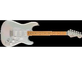 FENDER - 0140242343 - H.E.R. Stratocaster Maple Fingerboard, Chrome Glow