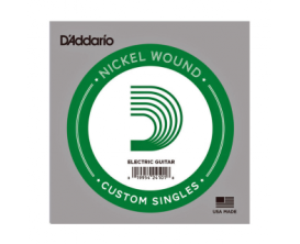 D'ADDARIO NW036 036 FILE ROND NICKEL