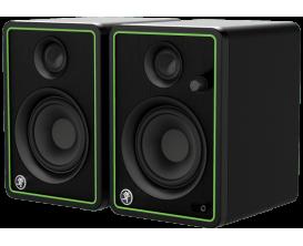 """MACKIE CR4-X - Paire de moniteurs multimédia, HP 4"""", 50 watts ( Vendu par paire )"""