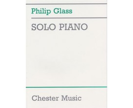 LIBRAIRIE - PIANO SOLO PHILIPP GLASS - The piano collection
