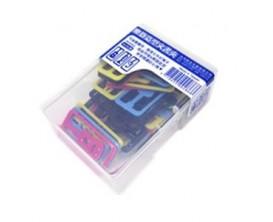 HAL LEONARD WEIINC086 - Assortiment coloré de marque pages