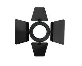 SHOWTEC 30153 - Déflecteur pour projecteur Showtec Parcan 20, Noir