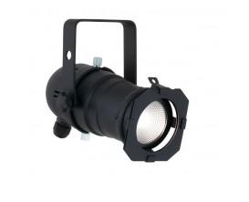 SHOWTEC PAR 20 Warm-On-Dim LED - Projecteur led dimable, chassis long, 15 watts, Noir
