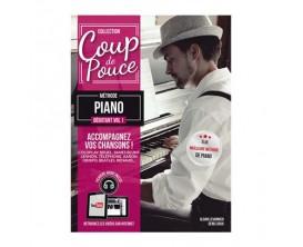 Coup de Pouce Piano - Avec CD - D. Roux - Ed. Coup de Pouce
