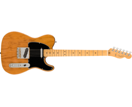 FENDER 01139402763 - American Professional II Telecaster - AM PRO II TELE MN RST PINE + CASE