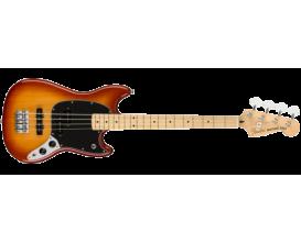 FENDER - 0144052547 - Player Mustang bass, Maple Fingerboard, Sienna Sunburst