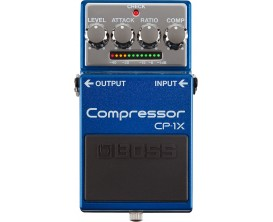 BOSS CP-1X - Compresseur / sustainer pour guitare