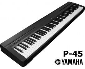 YAMAHA P-45B - Piano Compact Noir