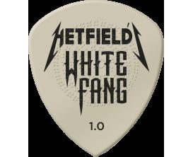 DUNLOP PH122P100 - Hetfield's White Fang - Player's Pack de 6, 1,00mm