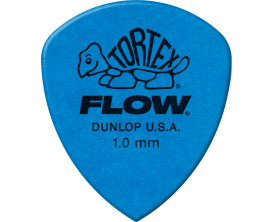 DUNLOP 558P110 - Standard - Sachet, 12 Médiators 1.0 mm