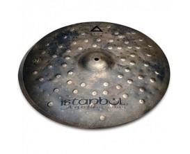 ISTANBUL - XDDH17 - Agop XIST Dry Dark Series charleston 17 pouces