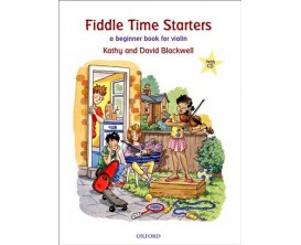 Fiddle Time Starters - recueil + cd
