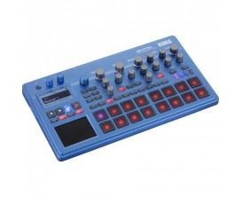 KORG - Synthétiseur, numérique, ELECTRIBE2B, 400 sons, bleu