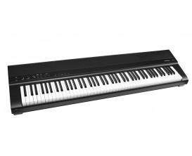 MEDELI - SP 201/BK - piano numérique de scène, 88 touches hammer action, (K6), 2x20W, NOIR