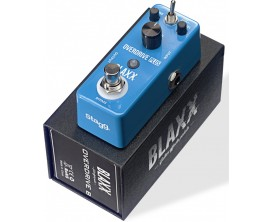 STAGG BLAXX BX-DRIVE B - Mini Pédale Overdrive Plus guitare (true bypass)