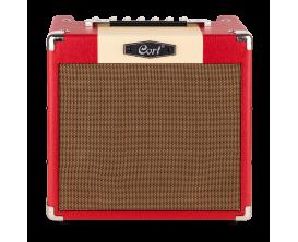 CORT - Combo de guitare électrique, CM15R, Dark Red, 15W