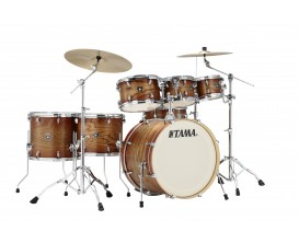TAMA - CL72RS-EMAE - TAM SUPERSTAR CL 7PC SHELL KIT