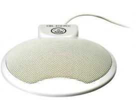AKG - AKGCBL410W - Microphone table de surface blanc, USB