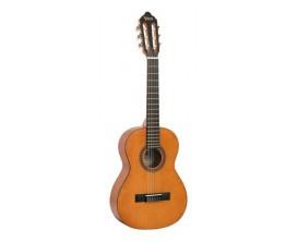 VALENCIA VC-202 NAT - Guitare classique études 1/2, table épicéa, Finition Naturel