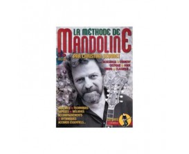 La Methode De Mandoline - Recueil + CD