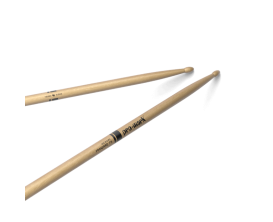 PRO MARK Drumsticks Hickory Wood Tip 7A TX7AW paire