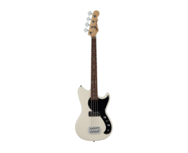G&L - TFALB -OWH-R - Standard - Tribute Fallout Bass Olympic White