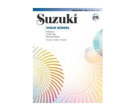 Suzuki Violin School 2 ( Italian/French/Spanish )