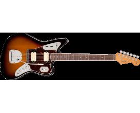 FENDER - 0143001700 - Kurt Cobain Jaguar, Rosewood Fingerboard, 3-Color Sunburst