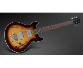WARWICK - RockBass Star Bass, 5-String - Vintage Sunburst Transparent High Polish