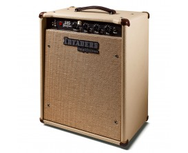 INVADERS Amplification - 535BGCR- 535 BlueGrass Combo Reverb (Housse Fournie)