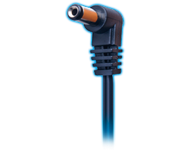 CIOKS - Flex 1030 DC Plug 30cm Flex Series Adaptateur