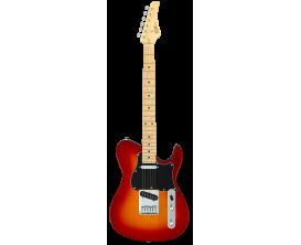 FGN - FGBIL2MCS - Guitare électrique, Boundary Iliad, 2x Singlecoil, Cherry Sunburst