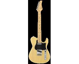 FGN - FGJIL2ASHMOWB - Guitare électrique, J-Standard Iliad, Off White Blonde, Housse