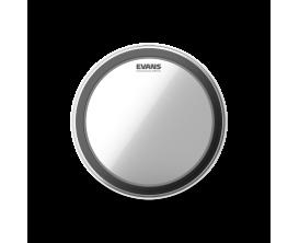 EVANS TT16EMAD - Peau de tom Evans EMAD transparente avec cercle, 16 pouces