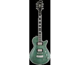 HAGSTROM - HSULTRAMAX68 - Guitare électrique, Ultra Max, Fall Sky Satin