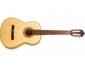 HOFNER HF-13 - Guitare classic 4/4 table épicéa massif (housse fournie)