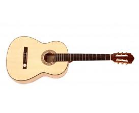 HOFNER HLE-AF - Guitare classique Edition limitée Table en épicéa massif A+