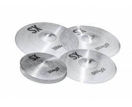 REMO SXM SET - Set de cymbales d'entraînement silencieuses