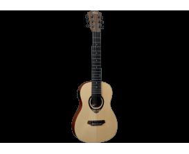 LAG - TKT150E - Tiki Mini Guitar slim electro (Avec housse)