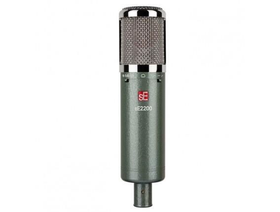 SE ELECTRONICS - SE2200 Vintage Edition - Cardioid condenser microphone