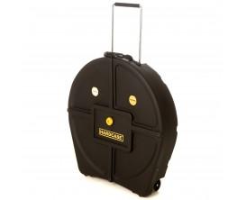 Hardcase - HN12CYM24 - étui 24'' pour 12 cymbales
