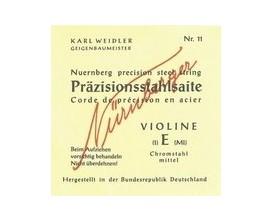 NUERNBERG Nr11 / 631950 - Jeu de cordes Violon 4/4