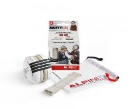 ALPINE Muffy Black - ALP-MUF/BBK - Protection auditive pour bébé