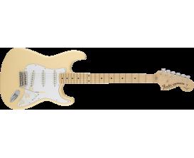 FENDER 0107112841 - Yngwie Malmsteen Stratocaster Scalloped Maple Fingerboard, Vintage White