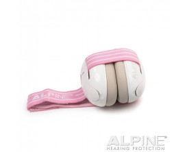 ALPINE Muffy pink - ALP-MUF/BBP-Protection auditive pour bébé