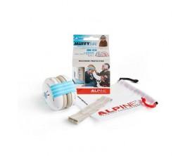 ALPINE Muffy Blue - ALP-MUF/BBB - Protection auditive pour bébé