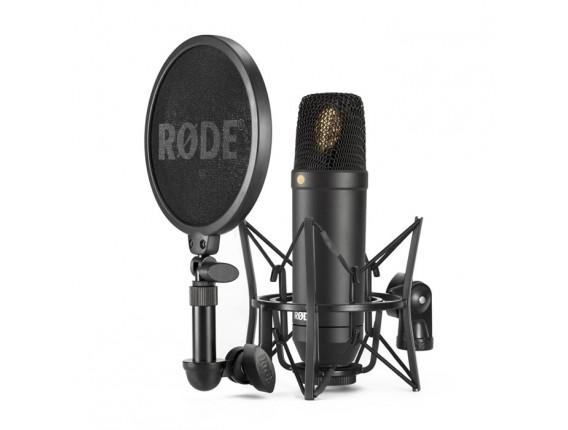 RODE - NT1-Kit micro de studio à condensateur