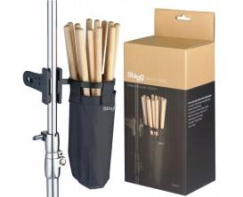 STAGG - DSHB10 - Support pour baguettes et mailloches avec pince de fixation