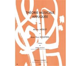 Théorie musicale appliquée Vol.1 et 2 regroupés