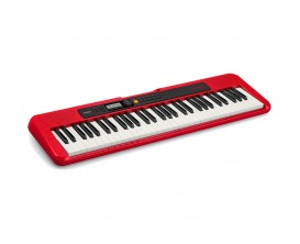 CASIO - CT-S200 RD Casiotone Red clavier 61 touches